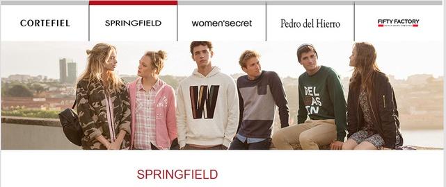 springfield trabaja con nosotros
