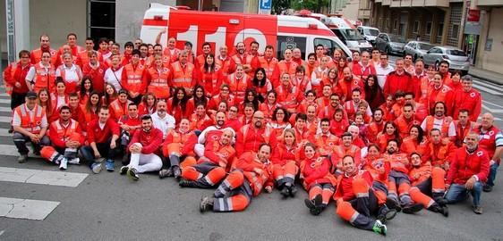voluntarios cruz roja