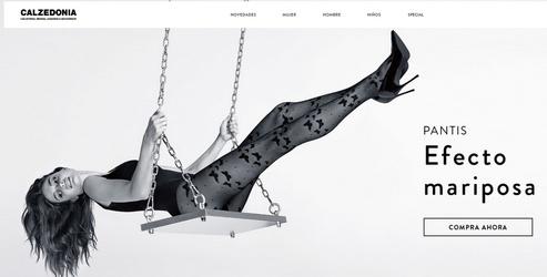 calzedonia web