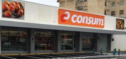 consum supermercado