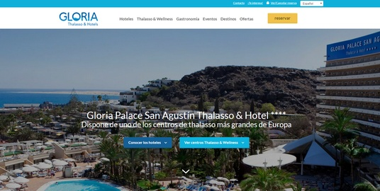 gloria palace web