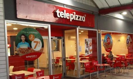 telepizza restaurante