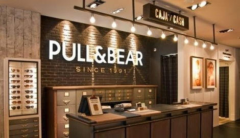 pull and bear tienda