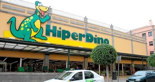 hiperdino supermercado